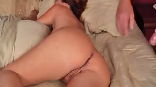 Sleeping Mom Gets Fucked