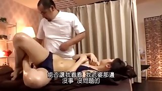 JP - massage for lady, with happy ending, part 3/4