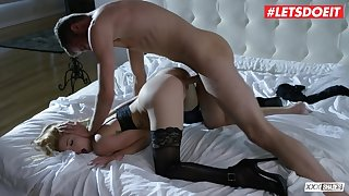LETSDOEIT - Kinky Teen Gets Sodomized By STEP BROTHER