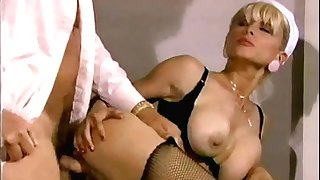 Passionate Sex With A Young Maid